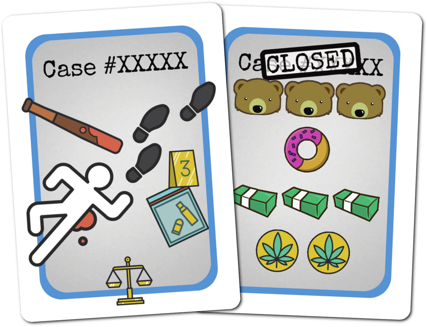 Example Case Cards!