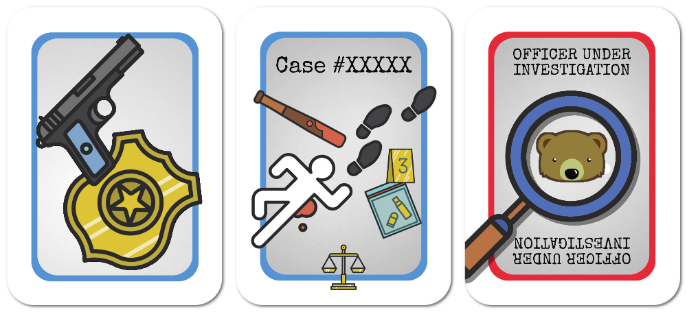 Example Investigation Cards!